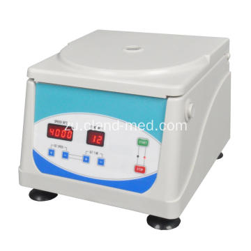BENCHTOP LOW SPEED CENTRAL BALANCE CENTRIFUGE