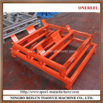 Steel spool pallet with unbeatable price