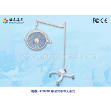 Quality for Mobile Wall Shadowless Lamp Hospital mobile operating light export to Central African Republic Importers