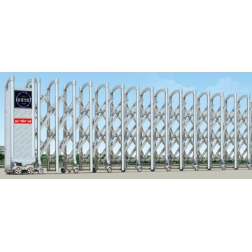 Automatic Electric Single Double Sliding Retractable Gate