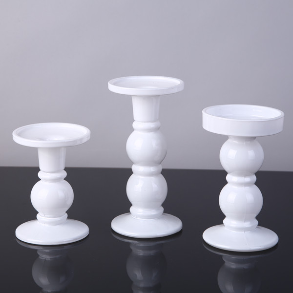 Set of 4 Candlestick holder 2