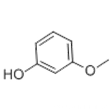 Phenol, 3-methoxy CAS 150-19-6