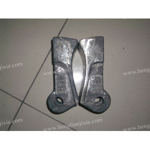 Leading for Steel Casting Casting Factory OEM Sand Casting Hammer export to Eritrea Importers