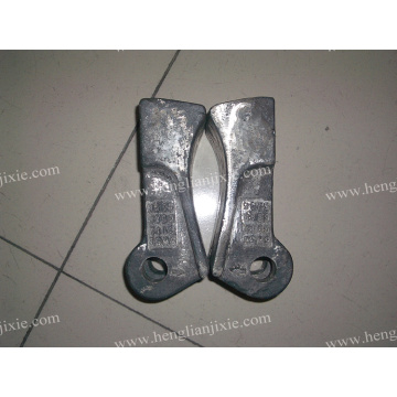 OEM for Sand Casting Foundry Casting Factory OEM Sand Casting Hammer export to Zambia Factories