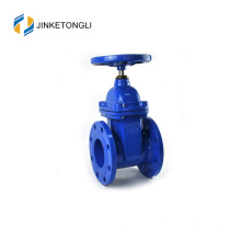 JKTLQB002 stem resilient wedge ductile iron gate valve price