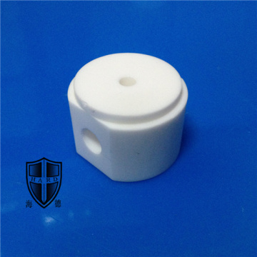 precision mica glass ceramic insulating knob block