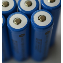 factory customized for 3V Rechargeable Battery Best Cheap Flashlight Battery 3.7v 2000mAh (18650PPH) supply to Canada Exporter
