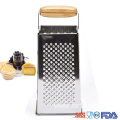Bamboo Handle Multifunctional Vegetable Grater Slicer