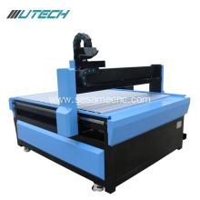 Personlized Products for Metal Advertising Router Machine 3 axis cnc wood engraving machine art work export to Egypt Exporter