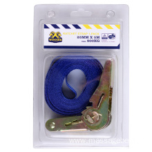 Blister packing Ratchet Straps/Tie Down 4 Pack 5M Factory Price