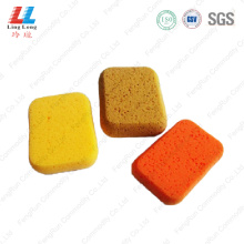 Good handfeeling enchanting car cleaning sponge