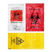 Medical Biohazard Specimen Waste Bag