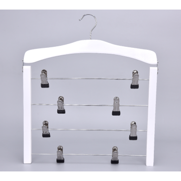 EISHO Wooden Multilayer Hanger