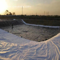 HDPE plastic resin raw material impermeable geomembrane