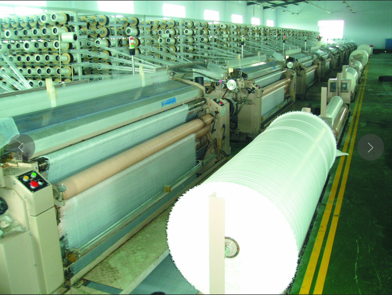 PE tarp weaving machine 1