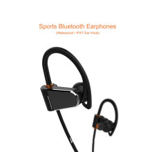 Wireless Headphones Bluetooth IPX7 Waterproof Sports Headse