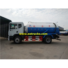 Dongfeng 9000L Manure Suction Tank Trucks