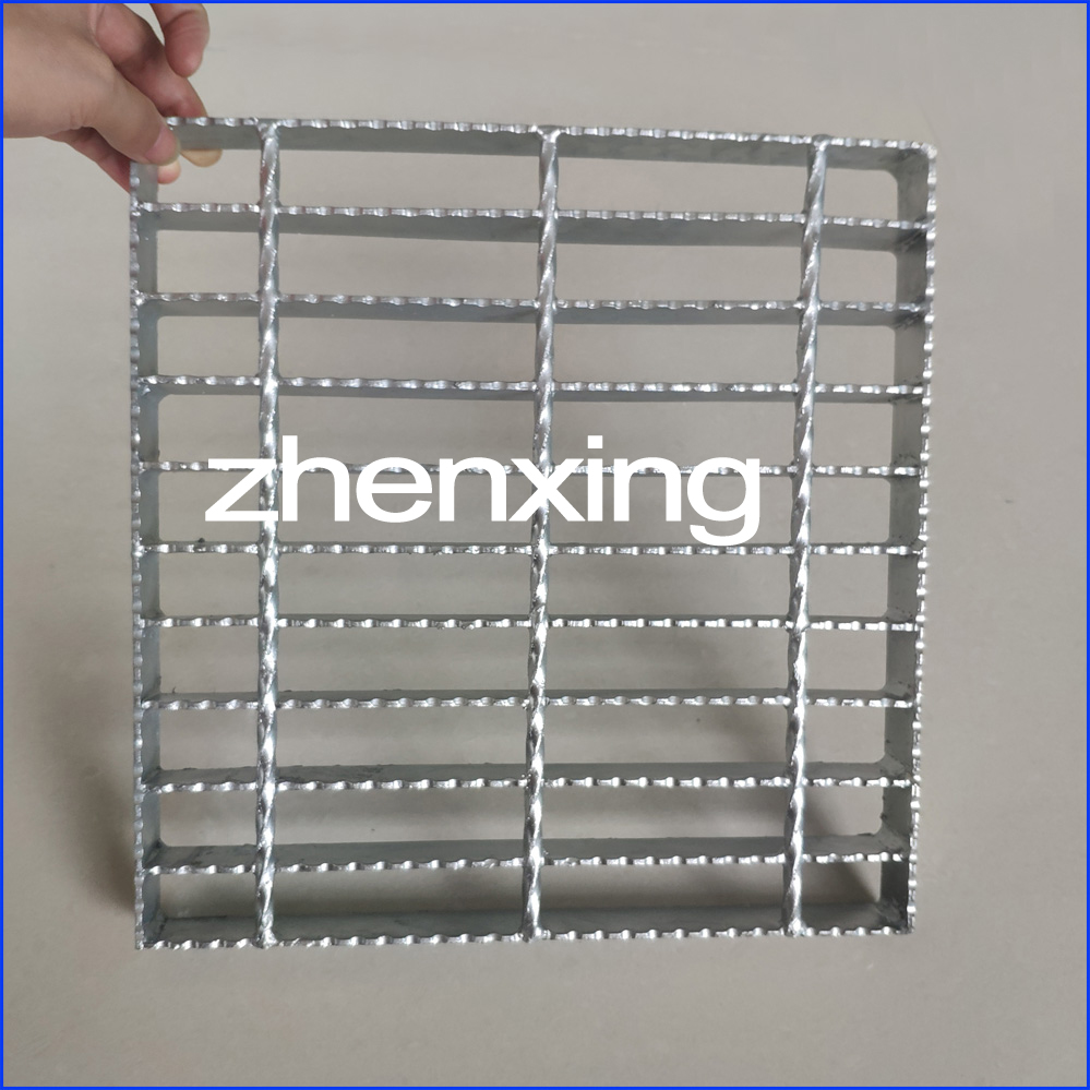 Serrated Type Grating