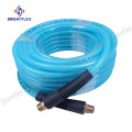 Flexible PU braided hose 8mm