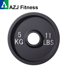5KG Olympic Iron Weight Plate
