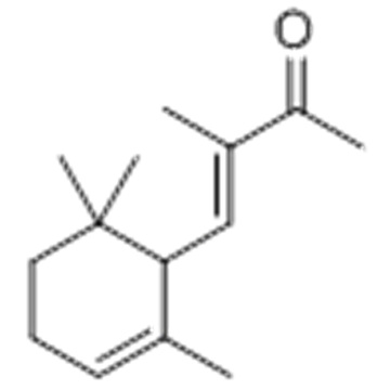 3-Buten-2-on, 3-Methyl-4- (2,6,6-trimethyl-2-cyclohexen-1-yl) - CAS 127-51-5