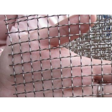 Crimped Wire Mesh Roll
