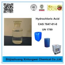 Customized for Water Treatment Chemicals,Industrial Water Treatment Chemicals Supplier in China Hydrochloric Acid 32% for Mineral Industrial supply to United States Suppliers