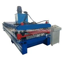 Dual Roofing Sheet Roll Forming Machine