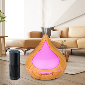Diffuser Ola Smart as fheàrr Alexa Tuya 2019