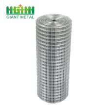 High tensile strength galvanized welded wire mesh