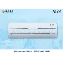 Wall mounted air disinfector