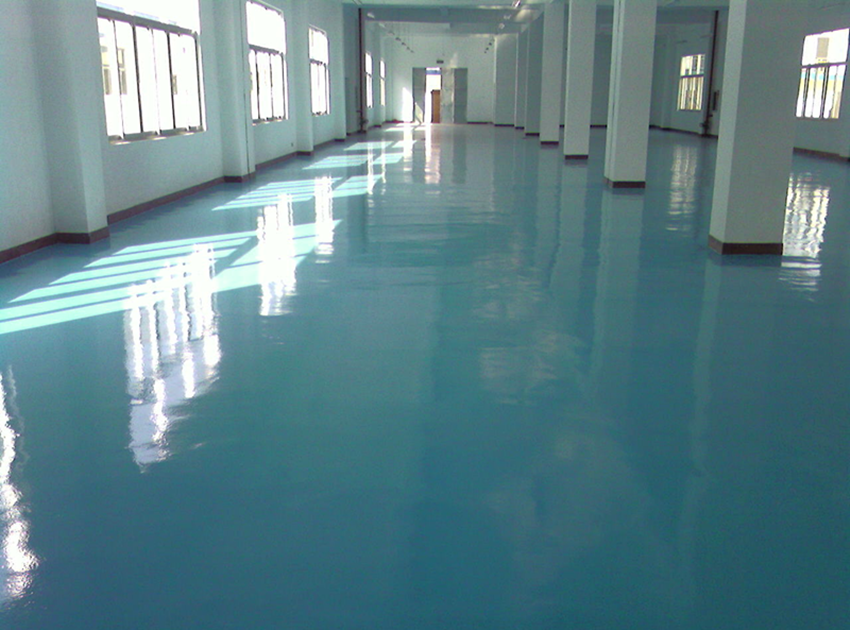 1mm Epoxy Self Leveling Floor
