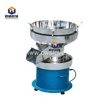 Stainless steel 450 vibrating filter for powder screening