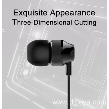High Professional In-Ear Earphones With Microphone