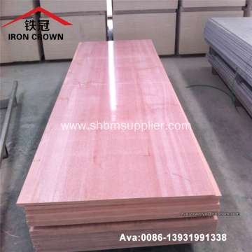 New Building Material Fireproof Moistureproof 9mm MgO Board