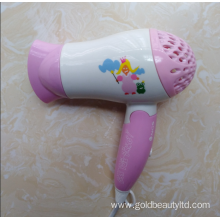 Special Designed Cartoon Pattern 1200W Children Hair Blower