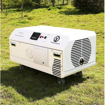 3kw Silent Intelligence Generator Natural Gas Generator