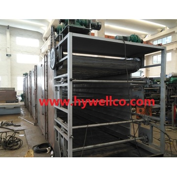 Dewatering Vegetable Drying Machine