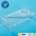 Clear Transparent Packaging with Offset or Silk printing