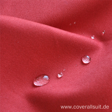 cotton fireproof waterproof fabric for work garment