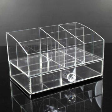 Clear Acrylic Beauty Drawer Organizer