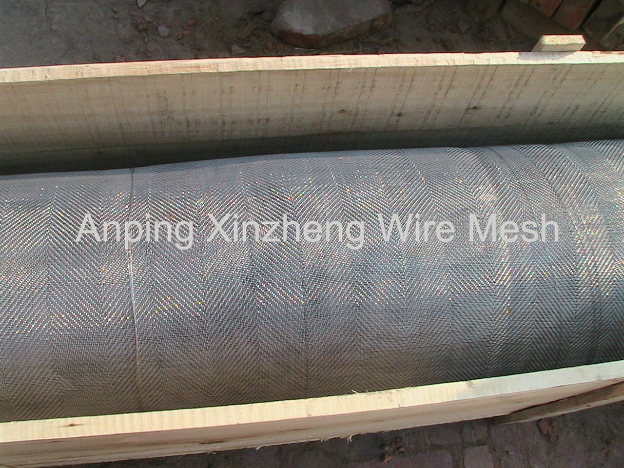 Twill Weave Stainless Steel Mesh