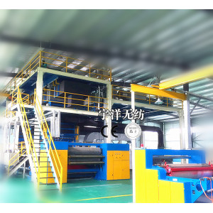 2019 non woven fabric printing machine