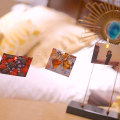 Luci a forma di camera da letto con decorazione a LED Photo Clip
