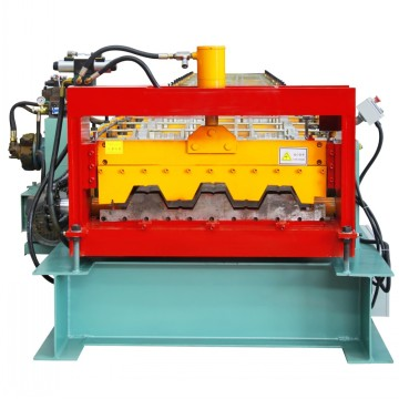 High Quality Deck Floor Making Machine