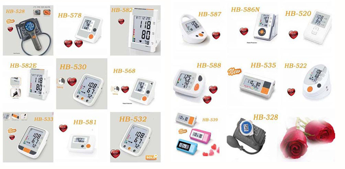 Other digital upper arm blood pressure monitor