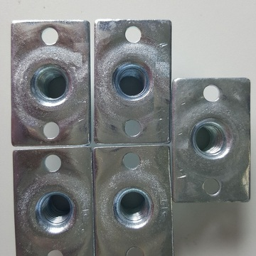 Rectangular Base T- Nuts