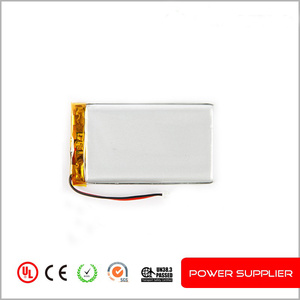 Sale Rechargeable lipo flat lithium polymer battery 3.7v