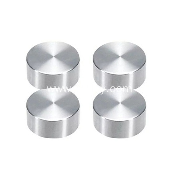 Glass Bottle Stainless Steel Lid