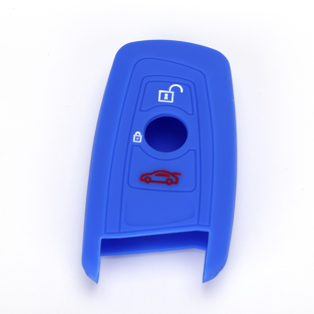 bmw silicone key holder